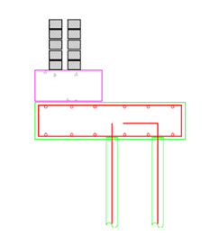 Tension Pile, Compression Pile & Cantilever Beam