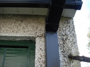 Evidence of Subsidence Cork