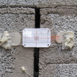 Wall Cracking and Monitoring