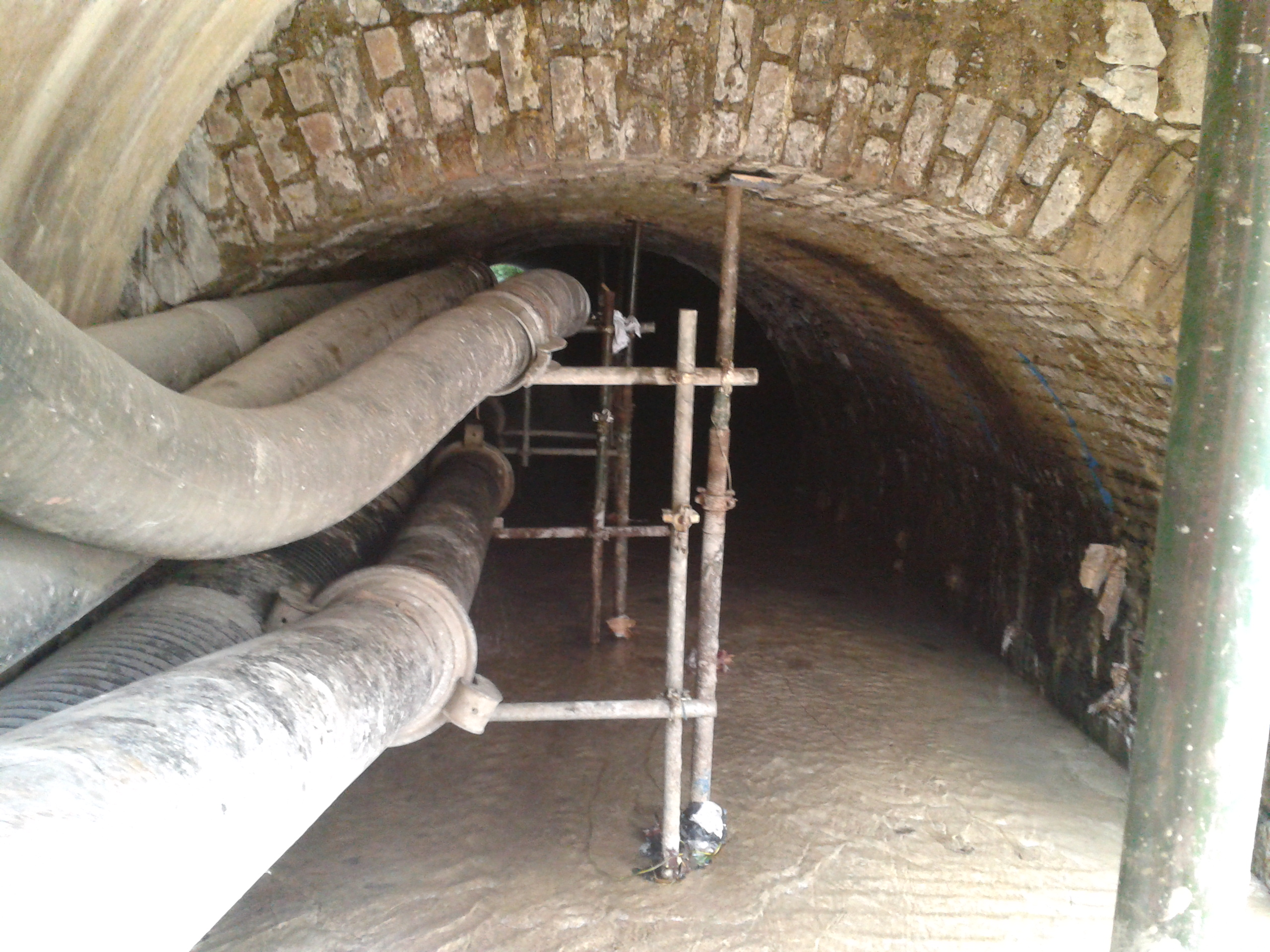 Culvert Repairs at Irish Farm Centre