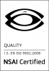ISO 9001 Certification Mark