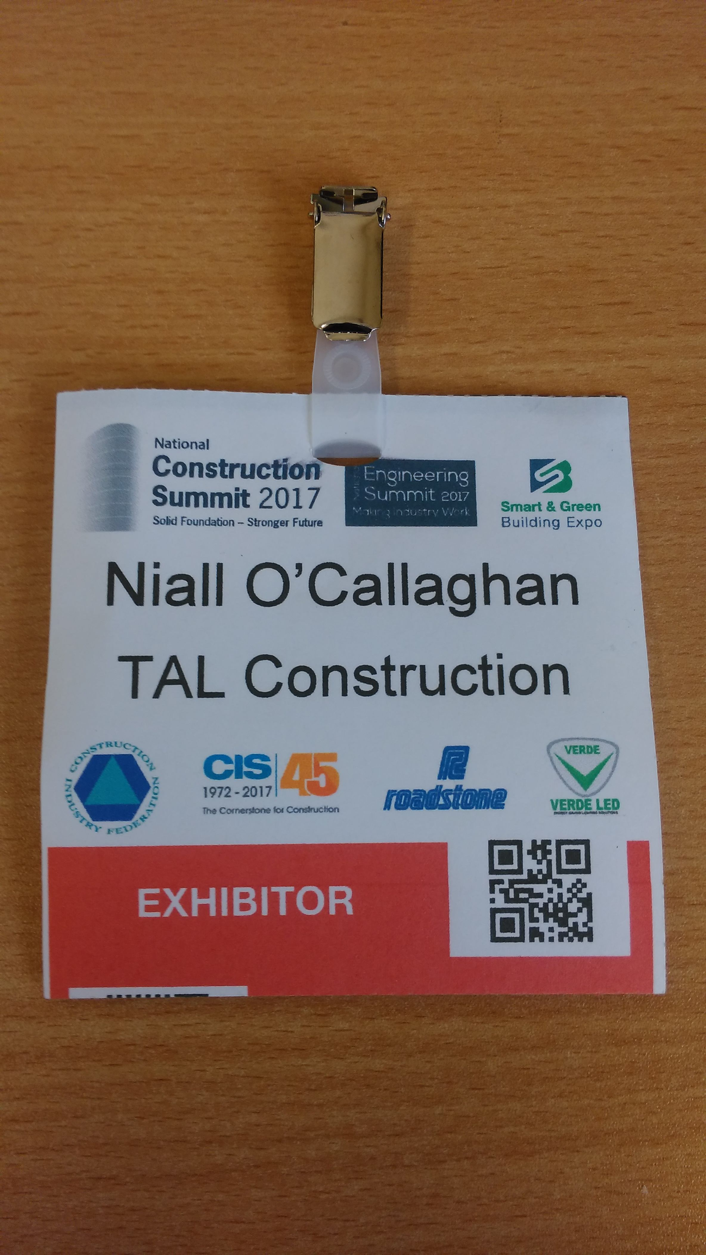 National Construction Summit 2017